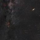 Perseid meteor shower 2020,                                rallyho