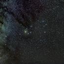 Antares-Marte-Saturno,                                Juan Luis Martínez