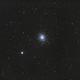 M5 Cluster during Full Moon,                                Kevin Knapp