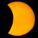 Sun Eclipse - December 15th 2020 - 14:35 (GMT -3) :-),                                Daniel Nobre