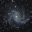 NGC6946 in HaRGB,                                Frank Zoltowski