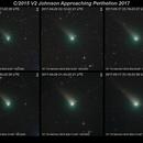 "Comet C/2015 V2 Johnson Approaching Perihelion 2017,                                Sebastian ""BastiH..."