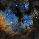 NGC-7822,                                Iñigo Gamarra
