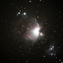 Orion Nebula 28-03-19, My First Ever,                                HaydenAstro(NZ)