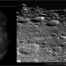 An interesting set of Moon craters,                                Conrado Serodio