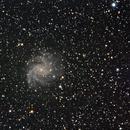 NGC6946 Fireworks Galaxy,                                James Pelley