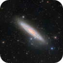 NGC 253 HLRGB Image,                                Eric Coles (coles44)