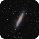 NGC 253 Scultor Galaxy,                                Maicon Germiniani