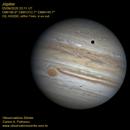 Jupiter, GRS and Calisto,                                Carlos Alberto Pa...