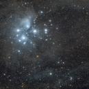 M45 dusty field,                                Jocelyn Podmilsak