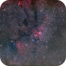 SH2-155 Cave Nebula Nearby,                                Denis Kan