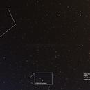 Comet Lovejoy in Ursa Major v2,                                John Evans