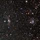 M52 and NGC 7635,                                KHartnett