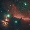 Horsehead Nebula Barnard 33,                                PROMETHEUS