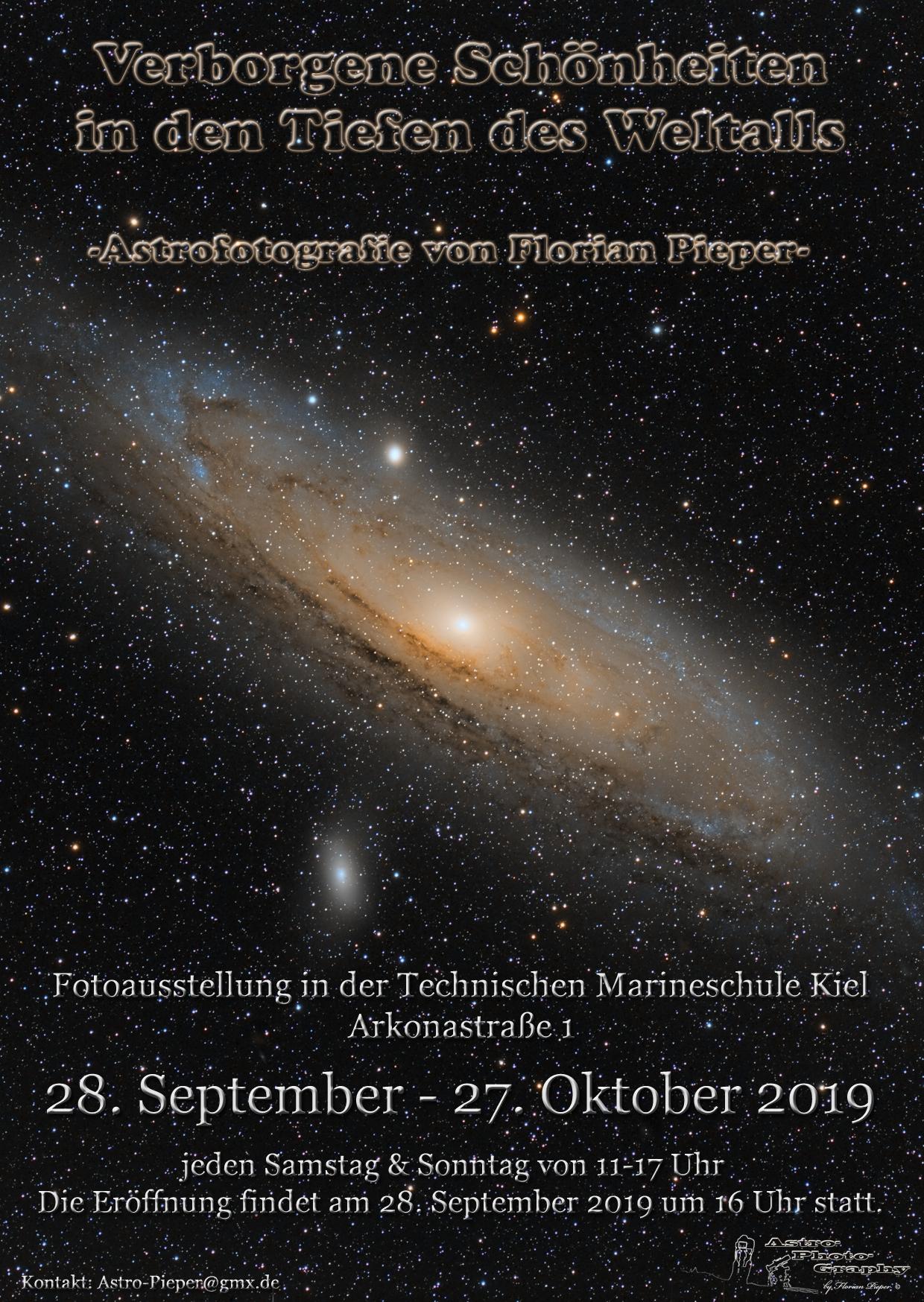My first photo exhibition,                                Florian_Pieper