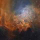 IC 405 Close-up,                                Erik Pirtala