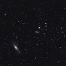 M106's neighborhood,                                Astro Jim