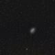 NGC 6822 Barnard's Galaxy,                                RonAdams