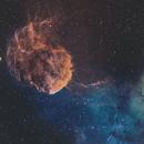 IC443 Jellyfish Nebula,                                Vergnes Christophe