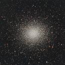 NGC 5139 - Omega Centauro - ED80T,                                Gerson Pinto
