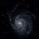 M101 Pinwheel Galaxy,                                NuclearRoy