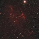 IC63 - La Nébuleuse du Fantôme,                                astrodoud