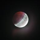 Partial lunar eclipse, 16/07/2019,                                Paolo Demaria