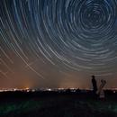 Perseids-2015_star trails,                                Zocky