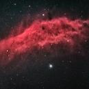 The California Nebula,                                AnthonyDemion