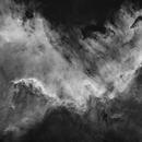 The Cygnus Wall in Ha-a narrowband,                                Michele Vonci