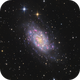 NGC2403 - Intermediate Spiral Galaxy in Camelopardalis,                                Jonathan W MacCollum
