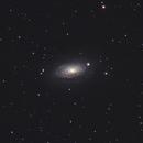 The Sunflower Galaxy, M63 (NGC 5055),                                Steven Bellavia