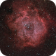 NGC 2244 HaRGB,                                Terry
