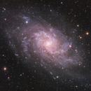 Triangulum Galaxy,                                KIJJA JEARWATTANAKANOK