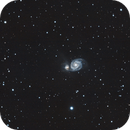 The Whirlpool Galaxy - M51,                                Peter Komatović