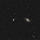 M81 et M82,                                dagar