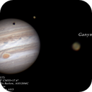 Jupiter with Ganymede,                                Nikita Misiura