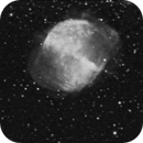 m27 of July 2009 with a problematic Artemis Camera and a C8 - V2 some denoise,                                Stefano Ciapetti