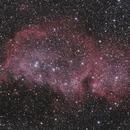 [Neb] IC1848 (Nébuleuse de l'Ame) @Calern,                                Raypulsif