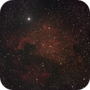 NGC7000 North Ameria,                                Lyamine