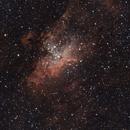 M16 Eagle Nebula,                                Jocelyn Podmilsak