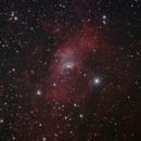 NGC 7635 - Blasennebel,                                Horst Twele