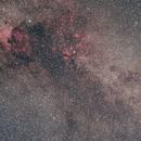 Cygnus Star Cloud and Northern Coalsack,                                Nurinniska