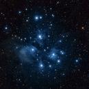 M45 Le Pleiadi,                                Massimo Miniello