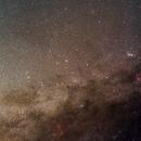 Cassiopeia to M31,                                Dan Watt