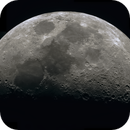 Moon 22.04.2018. Mosaic of 7 pictures.,                                Sergei Sankov