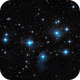 Pleiades from my front yard,                                Galen Gilmore