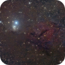 IC 348 and LBN 749 in Perseus,                                Jenafan