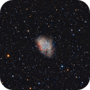 M1 Crab Nebula,                                Yokoyama kasuak