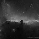IC434-B33-NGC2024 Ha,                                FrancescoTallarico